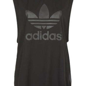 adidas Originals by Rita Ora O-Ray Tank Top - Black