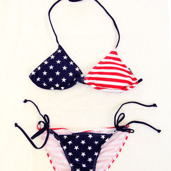 American Dream Bikini - BOTTOMS