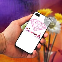 Pink Diamond Supply Co case for iPhone 5,5s,5c,4,4s,6,6+/iPod 4th 5th/Samsung Galaxy S3,S4,S5/Note 2,3/HTC One/LG Nexus