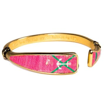 Bermuda Bound Bracelet in Gold by Kiel James Patrick
