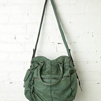 Free People Leather Cargo Tote