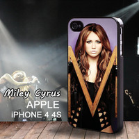 iphone 4 case Miley Cyrus iphone 4S Miley Ray Cyrus Photo Concert Case rare new limited