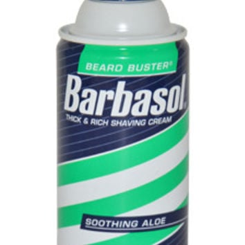 Soothing Aloe Thick & Rich Shaving Cream Shaving Cream Barbasol