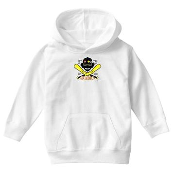 pinch hitter Youth Hoodie