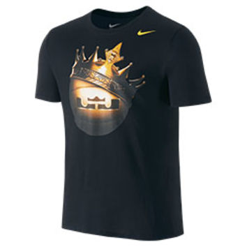 Men's Nike LeBron Crown Ball T-Shirt