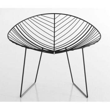 Arper Leaf Lounge Chair with Optional Seat Cushion