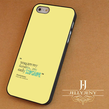 Quotes from Claire iPhone 4 5 5c 6 Plus Case | iPod 4 5 Case