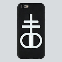 Blasphemy iPhone Case