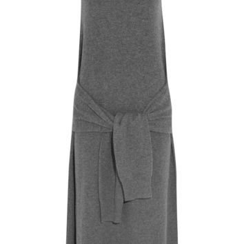 Joseph - Elle tie-front wool dress