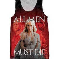 Game of Thrones Daenerys Targaryen Tank Top