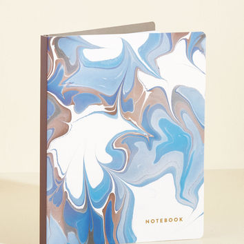 Make a Swirl of Difference Notebook | Mod Retro Vintage Desk Accessories | ModCloth.com
