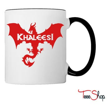 khaleesi mother of dragons Coffee & Tea Mug