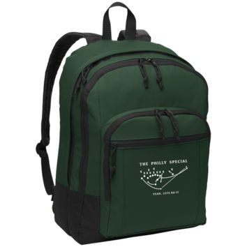 The Philly Special Embroidered Basic Backpack