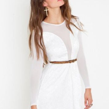 Casablanca Dress - NASTY GAL