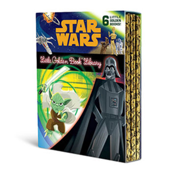 Star Wars Little Golden Book Boxed Set