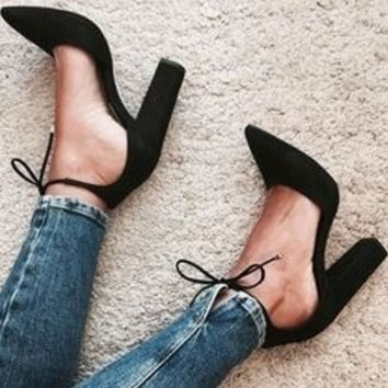 'Sherry' Pumps