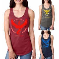 Pokemon Go Ladies Printed T-Shirt