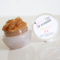 Peach Brown Sugar Lip Scrubbie 10ml