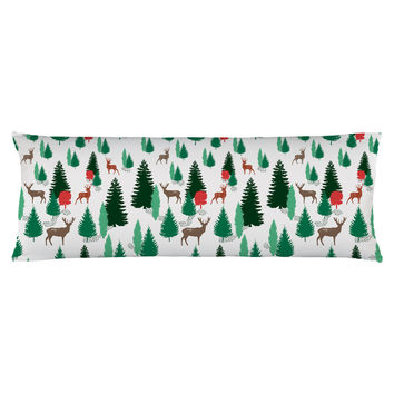 Green Jungle Body Pillow