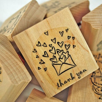"RUBBER STAMPS Stampin Up ""Life's a Breeze""  Never Used 13 Stamp Set - Beach Seashore Stamps - Summer Fun -  Scrapbooking, Cardmaking"