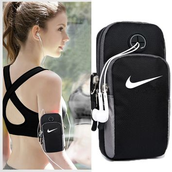 Brand Nike Arm Band For iPhone 6 7 8 Plus