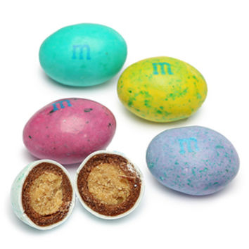 M&M's Peanut Butter Speckled Easter Eggs Candy: 9.9-Ounce Bag