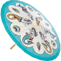 Mermaids Dance Parasol from Sourpuss