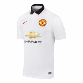 Manchester United Jersey Away 2014 - 2015