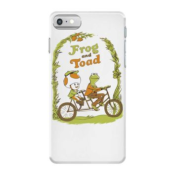 frog & toad iPhone 7 Case