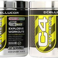 Cellucor C4 Extreme 30 + 60 Servings