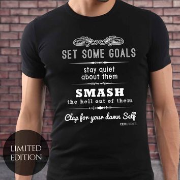 Limited Edition - Set Some Goals