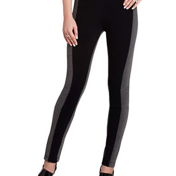 Bcbgmaxazria Colorblock Ponte Leggings