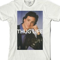 White T-Shirt | Funny Full House Shirts