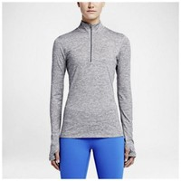 Nike Dri-FIT Element 1/2 Zip - Women's at Foot Locker