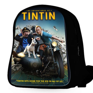 The Adventure Of Tintin Backpack