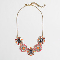 Factory floral charm necklace - Necklaces - FactoryWomen's Jewelry - J.Crew Factory
