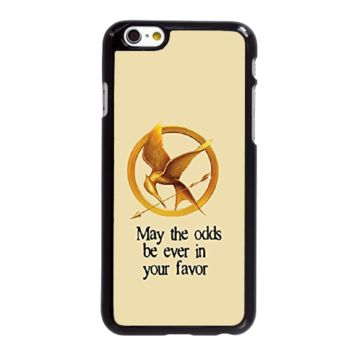 iPhone 7 Plus Cell Phone Case-black_the Hunger Games