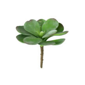 "Artificial 6.5"" Paddle Plant"