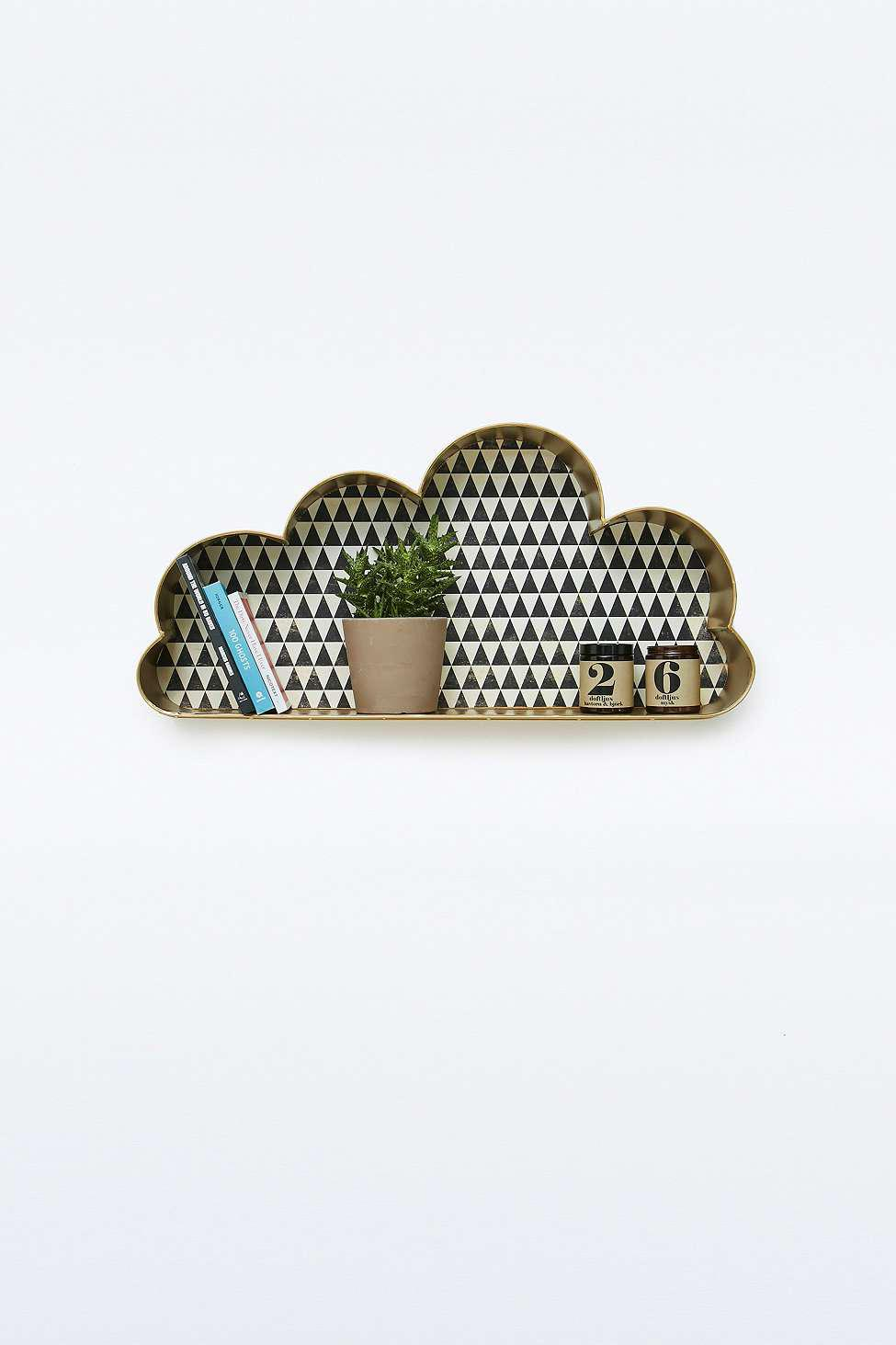cloud shelf urban outfitters from urban outfitters quick. Black Bedroom Furniture Sets. Home Design Ideas