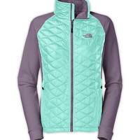 The North Face Women's Jackets & Vests INSULATED SYNTHETIC WOMEN'S MOMENTUM THERMOBALL™ HYBRID JACKET
