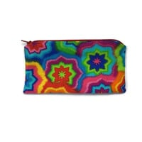 Zippered Pencil Case, Cloth Pencil Pouch, Back to School