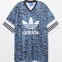 adidas Shatter Stripe AOP Jersey at PacSun.com