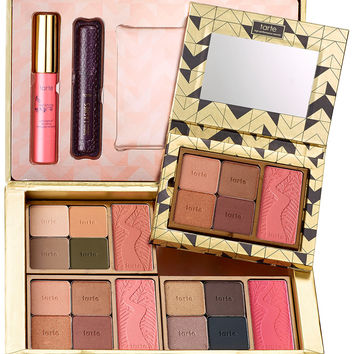 tarte home for the holidaze collector's set & portable palettes