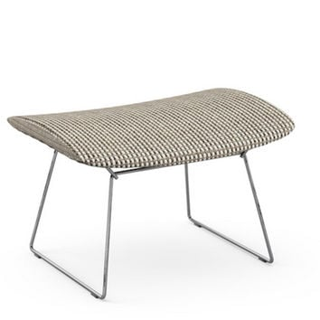 Bertoia Bird Ottoman for Knoll - Ex display