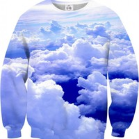 SUGARPILLS Clouds Unisex Sweatshirt
