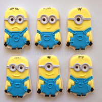 Minions attack (12cookies)