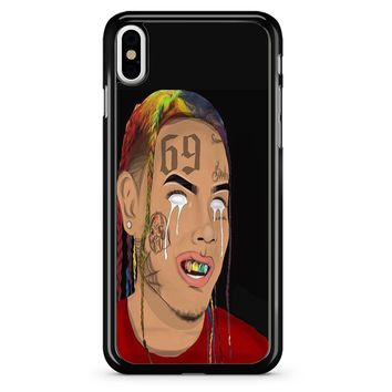 6ix9ine Cartoon 2 iPhone XR Case/iPhone XS Case/iPhone XS Max Case