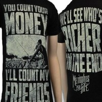 Memphis May Fire - Richer Soft Fit T-Shirt