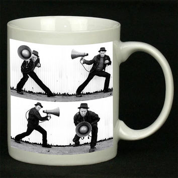 Tom Waits For Ceramic Mugs Coffee *