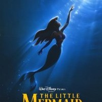 1997 The Little Mermaid 27 x 40 inches Style A Movie Poster